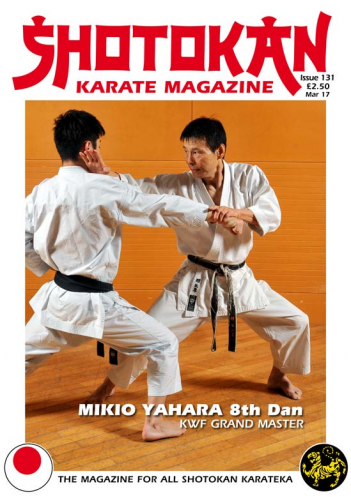 Shotokan Karate Magazine - Issue 130. - Dedember 2016