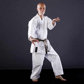 Blitz White Diamond Karate Suits